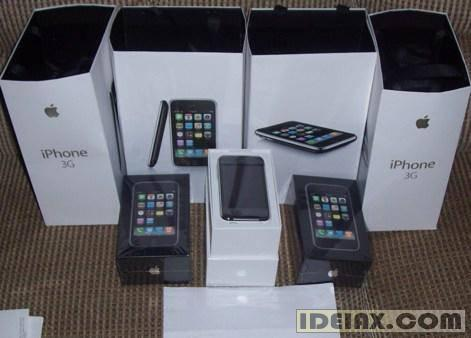 Venta>>>>Apple I-Phone 3GS 32GB/Blackberry Bold 9000....280./Sony Ericsson XPERIA X1 ……290